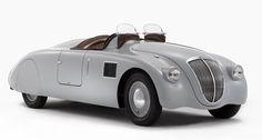 Lancia Aprilia Sport Aerodinamica, Zagato 1938