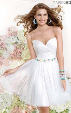 Ruched Cocktail Dress by Tarik Ediz for sale at $680.00 amazing price, it is designer dress and made to order! Its product model is [designerdrsses1133] . CHEAPERDESIGNERDRESSES.COM , will be your friend.