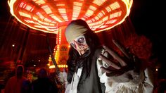 Six Flags Fright Fest #TravelsBest
