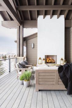 House Tour: A Park City Weekend Retreat Where Modern And Mountain Chic Mingle - ELLEDecor.com