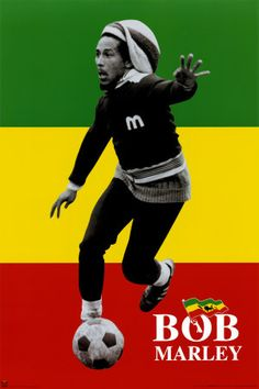 Bob Marley the king