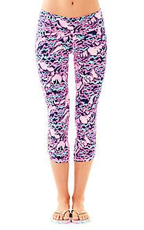 SMALL---Luxletic Cropped Legging   23668   Lilly Pulitzer