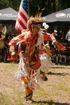 Native American Festival by The Suss-Man (Mike), via Flickr