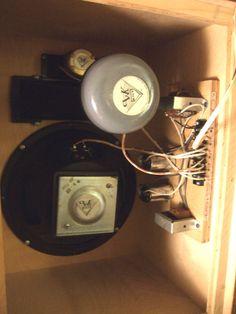 Klipsch Heresy I's Klipsch Speakers, Inside Cabinets, Sound Speaker, Audio Equipment, 30 Years, Exhibit, Horn, Bass, Models
