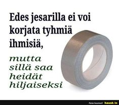 HAUSK.in - Hauskat kuvat ja vitsit. Hyvällä tuulella joka päivä! Funny Memes, Hilarious, Jokes, Story Quotes, Introvert, Positive Vibes, Sarcasm, Wise Words, Motivational Quotes
