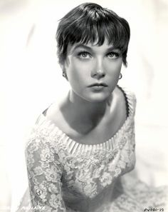 Shirley Maclaine. She looks beautiful. Always has had not picture perfect hair , yet she makes it work.