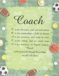 basketball coach poem | ... and poems etc to facilitate making the players more coachable 8