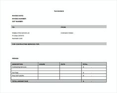 Legal Invoice Sample  Attorney Invoice Template  What To Know