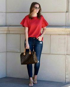 Fashion Tips Outfits .Fashion Tips Outfits Casual Work Outfits, Work Casual, Simple Outfits, Casual Chic, Casual Looks, Cool Outfits, Fashion Outfits, Hijab Fashion, Fashion Fashion