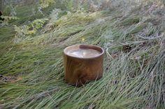 Деревянные свечи. Выполнены из вяза и залиты натуральным пчелиным воском.Wooden candle. Made of elm and have plenty of natural beeswax