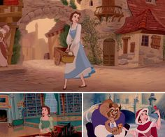 7 Signs That You're Actually Belle from Beauty and the Beast