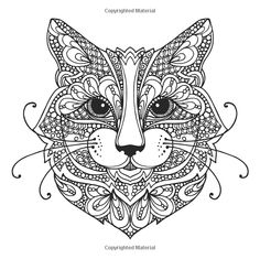 Amazon.com: ADULT COLORING BOOK: Wild About Cats Stress Relieving Designs Includes Bonus Relaxation CD: Color With Music (9781988137148): Newbourne Media: Books