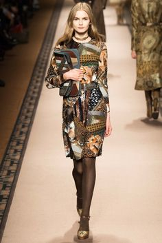 Etro Fall 2015 Ready-to-Wear - Collection - Gallery - Style.com   Not quite sure if all the 80s patchwork happening in this collection is working  http://www.style.com/slideshows/fashion-shows/fall-2015-ready-to-wear/etro/collection/21