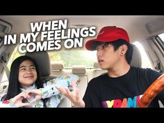 When In My Feelings By Drake Comes On | Ranz and Niana - YouTube