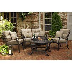 Agio International Fair Oaks 4pc Seating Set - Limited availability 1