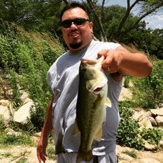 Get tips to find more bass and know which lures to use. Bass Lures, Bass Fishing Tips
