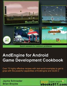 nice Android Game Dev, android game dev andengine for android game development cookbook pdf free pdf ebooks 452x581
