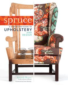 Spruce Upholstery Book Tour + 2 Sweet Give-Aways!