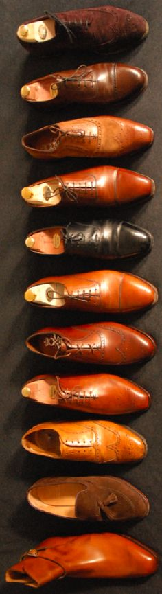 Sharp dressed Men's style / karen cox. Men's shoes...like them all.