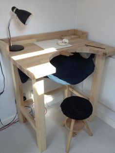 simple workbench - I so want this!
