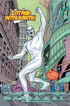 Preview: SILVER SURFER #3 - Comic Vine
