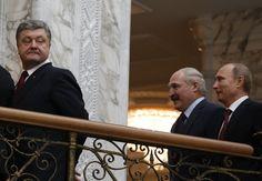 El presidente ucraniano ordena poner en alerta a las tropas en la frontera con Crimea y Donbass