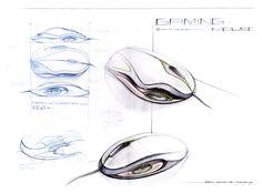 mouse design - Hledat Googlem Sketch Design, Web Design, Graphic Design, Razer Mouse, Mouse Sketch, Interactive Display, Industrial Design Sketch, Design Basics, Reference Images