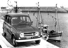 Renault 4 - 1972 Automobile, Super 4, Limousine, Vw Bus, Cars And Motorcycles, Vintage Cars, Jeep, Transportation, Classic Cars