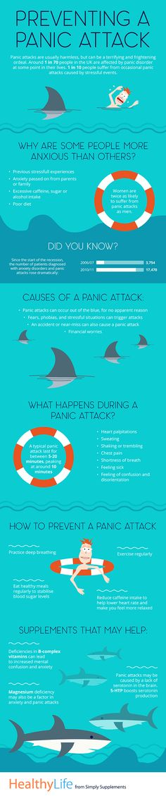 Can You Stop A Panic Attack - Healthy Life