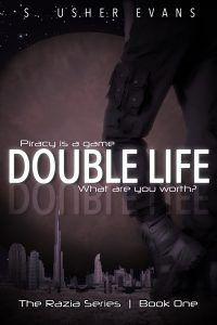 Book Review: Double Life (Razia #1)
