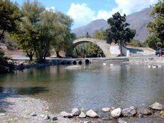 https://flic.kr/p/5Xr1nT    Κρήτη - Ρέθυμνο - Δήμος Φοίνικα H γέφυρα στην περιοχή της παλαιάς Mονής του Πρέβελη