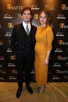 BAFTA Film Gala, London - February 11 2016 Sam Claflin and Laura Haddock