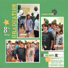 *8th Grade Graduation* - Scrapbook.com