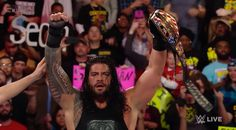 Roman Reigns Is The New Number 1 Contender For The WWE Universal Championship