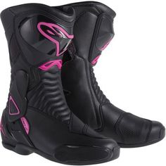 Special Offers - ALPINESTARS Boot 4W Smx  6 Black / Pink 42 US Size 10 - In stock & Free Shipping. You can save more money! Check It (September 10 2016 at 03:43AM) >> http://motorcyclejacketusa.net/alpinestars-boot-4w-smx-6-black-pink-42-us-size-10/