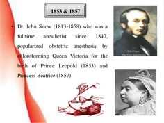 Image result for history obstetric anesthesia John Snow, Princess Beatrice, Queen Victoria, History, Clothing, Image, Outfits, Jon Snow, Historia