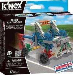 K'nex ciężarówka