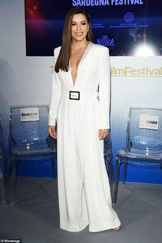62bfb6a8e91 Eva Longoria attends the Sardegna Festival photocall during the Cannes Film  Festival.  bestdressed