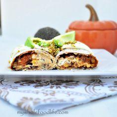 Rustic Vegan Pizza | My Whole Food Life