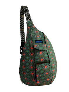 Kavu Rope Bag-Diamond Quilt | CrossRoads Online