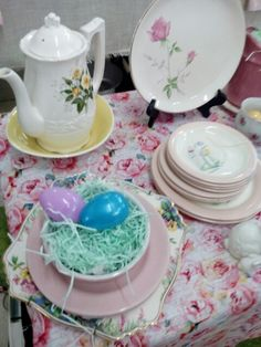 China Chix Easter Display,