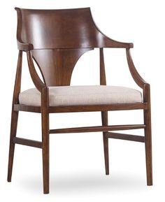 Hooker Furniture - Jens Danish Arm Chair - 5398-75400