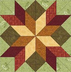 Image result for Star Barn Quilt Patterns Easy