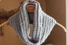 DIY a scarf for him. Check these cool simple knitting stitch pattrens to help you start making your handmade gift