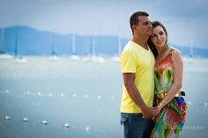 Pré-Casamento na Praia - Pre-Wedding Beach