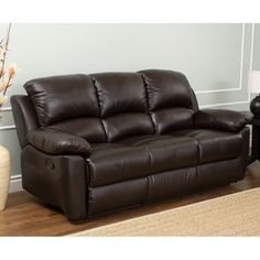10 best leather reclining sofa images recliner recliners leather rh pinterest com