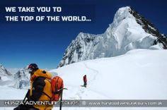 The final summit ridge of Broad Peak, Trekking, Broad Peak, Ski, Escalade, Mountain Photos, Mountain Climbers, Adventure Tours, Adventure Time, Kayak