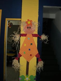 Painel Decoração Festas Juninas Diy And Crafts, Crafts For Kids, Party Decoration, Carnival Games, Ladder Decor, Advent Calendar, Happy Birthday, Christmas Ornaments, Halloween
