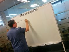 @jaimemmp  whiteboarding it up #goolife