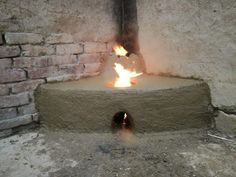 37 best rocket stove images on pinterest rocket stoves rocket how to make a clay stove matti ka chulha primitive technology village food fandeluxe Gallery